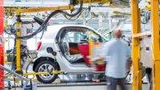 Le groupe Daimler met son usine française en vente