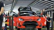 Nouvelle Toyota Yaris : production lancée en France