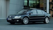VW restyle sa limousine Phaeton