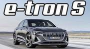 Audi e-tron S : Lorsque Audi Sport s'occupe du SUV électrique