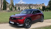 Essai vidéo Mazda MX-30 (2020) : on aimerait tant l'aimer