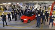 Production lancée en Europe pour la nouvelle Toyota Yaris