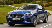 Essai BMW X6 M50d 2020