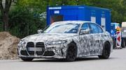 Les futures BMW M3 et M4 montrent leur calandre géante