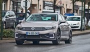 Essai et mesures de la Volkswagen Passat GTE Hybride rechargeable restylée