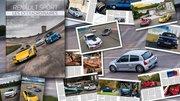 Le livre Renault Sport Les extraordinaires conclut la trilogie de Maxime Joly