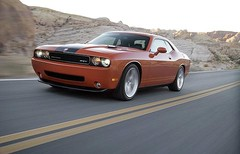Essai Dodge Challenger SRT-8 : The Come back