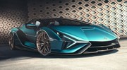 La Lamborghini Sian Roadster est là avec ses 819 chevaux