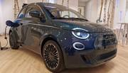 Nos premières impressions à bord de la nouvelle Fiat 500 électrique
