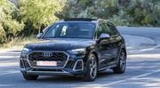 Audi SQ5 restylé (2020) : en cours de finalisation