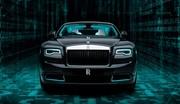 Rolls-Royce Wraith Kryptos : une version particulièrement mystérieuse
