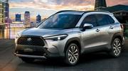 La Toyota Corolla se met aussi au Cross