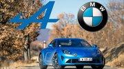 Alpine : un accord moteur avec BMW