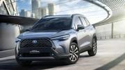 Toyota Corolla Cross : un SUV hybride de plus !