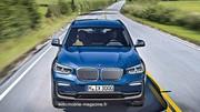 Le SUV électrique BMW iX3 présenté le 14 juillet prochain