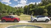 Citroën C4 2020 vs Toyota C-HR : premier match de la berline française
