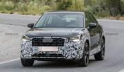Audi Q2 (2020) : la version restylée surprise sur la route
