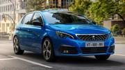 Des moteurs supprimés pour la Peugeot 308 en 2021