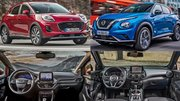 Ford Puma VS Nissan Juke : on refait le match avec nos mesures