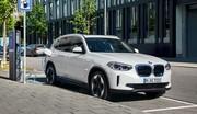 BMW dévoile l'iX3, le X3 électrique : Prix à partir de 72 950 €