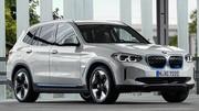 BMW iX3 2020 : infos, photos et prix du 1er SUV 100% électrique de BMW