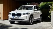 La BMW iX3 est le premier SAV électrique de la marque