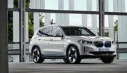 BMW iX3 : toutes les infos sur le nouveau SUV électrique