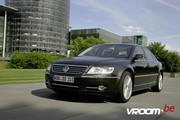 VW Phaeton : Petit lifting pour 2009