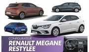 Renault Mégane (2020) : Toutes les versions en détail
