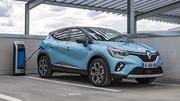 Les qualités et défauts du Renault Captur E-Tech hybride rechargeable