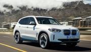 BMW iX3 2020 : Le premier SUV full électrique de BMW