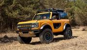 Ford Bronco : l'ennemi du Jeep Wrangler est de retour !