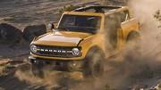 Le nouveau Ford Bronco (2020) à l'attaque du Jeep Wrangler