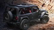 Jeep met un V8 sous le capot du Wrangler
