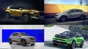 Les futurs petits SUV urbains 2021