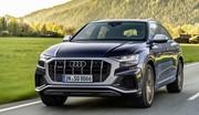 Audi : les SQ7 et SQ8 adoptent un V8 essence