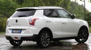 Ssangyong Tivoli : le nouveau moteur à partir de 15 990 €