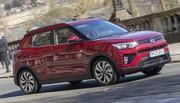 Nouveau moteur et prix en baisse pour le petit SUV SsangYong Tivoli