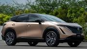 Nissan Ariya : le SUV électrique à puissance variable