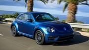 Volkswagen dépose le nom e-Beetle