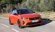 Essai Opel Corsa 6 Turbo 130 GS Line 2020