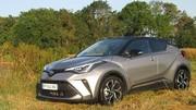 Essai Toyota C-HR Hybride 184 ch : L'écologie qui a le look et le rythme
