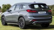 De nouvelles images du futur BMW X1 selon Kolesa