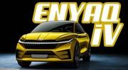 La SKODA électrique, l'Enyaq iV, nous donne rendez-vous