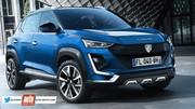 Peugeot e-1008 (2022) : un micro SUV électrique pour remplacer la 108 ?