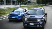 Jeep 4xe : les Renegade et Compass hybrides rechargeables arrivent
