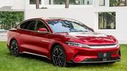 BYD Han EV, mieux qu'une Tesla Model 3 ?