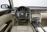 Volkswagen Phaeton : La très grande berline VW