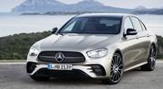 Mercedes Classe E restylée : prix à partir de 55 800 €