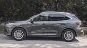 Essai Ford Kuga 2.5l PHEV 2020